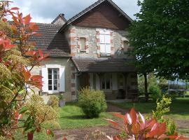 Gite en Forterre, Druyes-les-Belles-Fontaines (рядом с городом Étais-la-Sauvin)