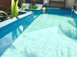 Bespaar op zwembaden in León – budgetopties beschikbaar! Mapayapa Bungalows