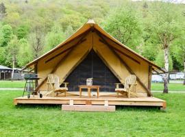 Camping Sagittaire, Bouillon (Laviot yakınında)