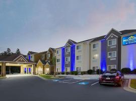 Microtel Inn & Suites by Wyndham Walterboro, Walterboro