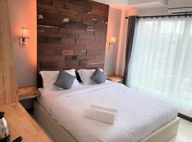 Nan Panwa Hotel, Nan