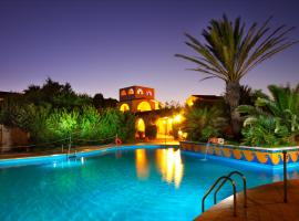 Hotel Luci Del Faro, Калазетта