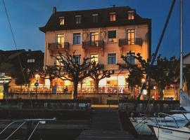 Hotel Lake View Le Rivage, Lausanne