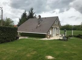 Gite de L'Hirondelle, Mareuil-en-Brie (рядом с городом Montmort-Lucy)