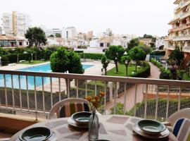 LOS IRIS PLAYA DE GANDIA- Apartamento Familiar, Playa de Gandia