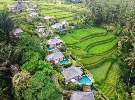 Nau Villa Ubud, Тегаллаланг (рядом с городом Tampaksiring)
