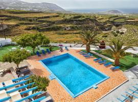Zorbas Hotel Santorini