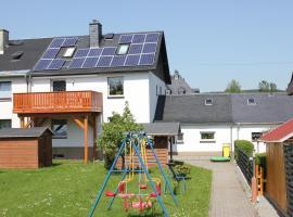 Ferienwohnung Familie Meißner ruhig, gemütlich und kinderfreundlich, Crottendorf