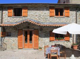 La Casa delle Antiche Vie, Sassalbo