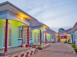 Luhan Suites, Wainya (рядом с регионом Ntenjeru)