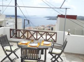 Budget holidays in Syros,Ermoupolis