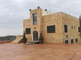 Souf Mountain Villa, Jerash
