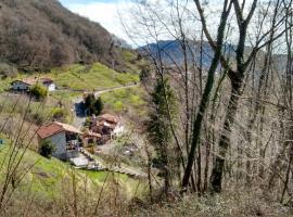 La chase a Beorcje, Pinzano al Tagliamento (Valeriano yakınında)