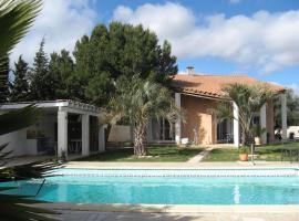 villa des 5 oliviers, Sallèles-d'Aude (рядом с городом Argeliers)
