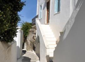 Neoclassical House, Андрос (рядом с городом Achla)