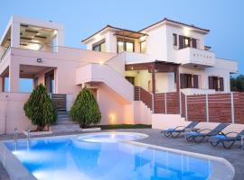 Villa Saint George, Maroulás
