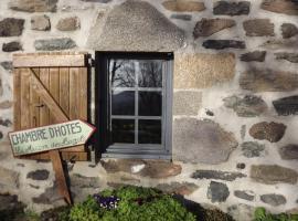 La Maison des Bouzols, Freycenet-la-Cuche