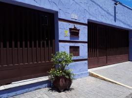 Casa de Hospedagem Shalom Adonai, Cachoeira Paulista (Canas yakınında)