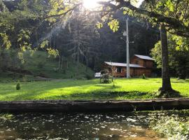 Pousada Aguas Brancas, Urubici (Near Bom Retiro)