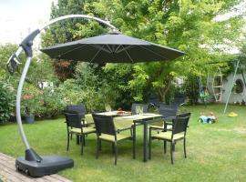 Appartement Le Jardin, Линголшем (рядом с городом Олцхейм)