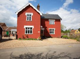 Forge House, East Dereham (рядом с городом Shipdham)