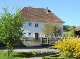 Ferienwohnungen Christine, Bad Staffelstein (Schwabthal yakınında)