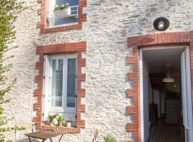 Il Etait Une Fois Chez Moi - La Maison De Tante Marie, Le Loroux-Bottereau (рядом с городом La Chapelle-Basse-Mer)