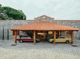 Hotel La Casona Real, Huasca de Ocampo