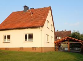Kellermanns Urlaubsdomizil, Einbeck (Bad Gandersheim yakınında)