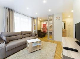 Apartment at Pilotov 19