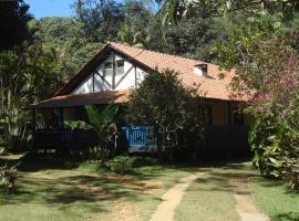 Sitio Camundongo, Domingos Martins (Eduardo Dietrich yakınında)