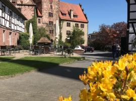 Hotel Vorderburg, Schlitz