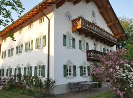 Reschenhof, Rosenheim (Riedering yakınında)