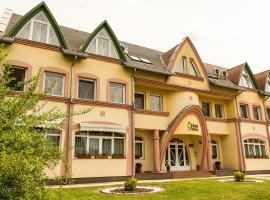 Hotel Harka, Harkány