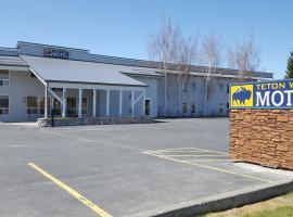 Teton West Motel, Driggs