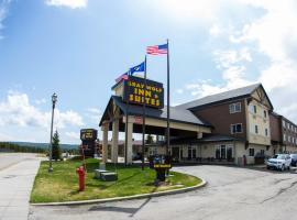 Gray Wolf Inn Suites 2 Star Hotel West Yellowstone