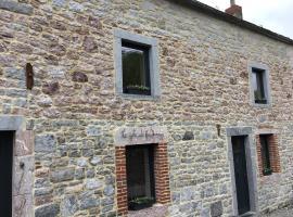 Le gîte du faubourg, Sautour (Sart-en-Fagne yakınında)
