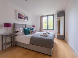 UK City's - The Pembroke Luxury City Apartment