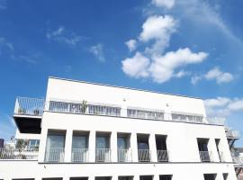 Hotel Eyck seperate Apartments k9