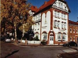 Weinbergschlößchen, Mühlhausen (Anrode yakınında)