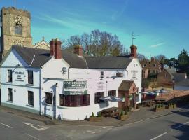 Five Bells Inn, Wisbech (рядом с городом Upwell)