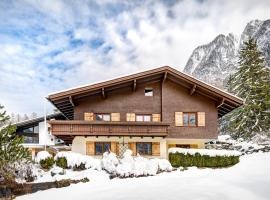 Almchalet Berig by A-Appartments