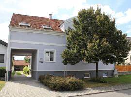 Appartement BERNI, Strebersdorf (Oberpullendorf yakınında)