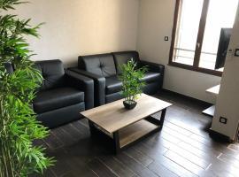 Appartement Standing Vue Mer