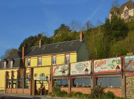 Hôtel Restaurant Le Cap, Барнвиль-Картере