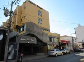 Alfenas Palace Hotel, Alfenas (Alfredo Manso yakınında)