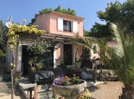 Hameau les Cliers, Villa 7, Croagnes (рядом с городом Lioux)
