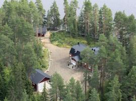 Holiday Home Tuomarniemi, Коконваара (рядом с городом Outokumpu)