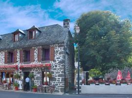 Hotel De La Poste, Saint-Martin-sous-Vigouroux
