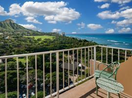 Queen Kapiolani Hotel, Honolulu